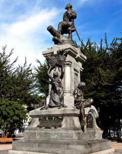 памятник Фернандо Магеллану
