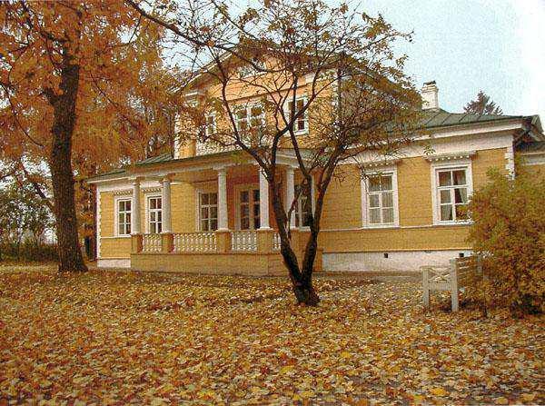 Родовое имение А. С. Пушкина, Большое Болдино