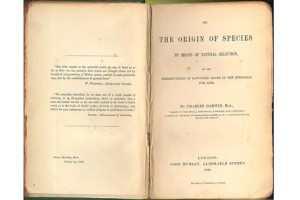 Происхождение видов - книга Чарльза Дарвина