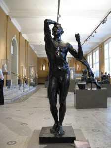 Огюст Роден. Бронзовый век