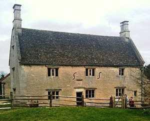 Дом Исаака Ньютона