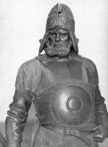 Покоритель сибири Ермак