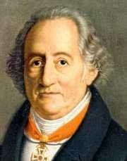 Иоганн Вольфганг Гете (Johann Wolfgang von Goethe)