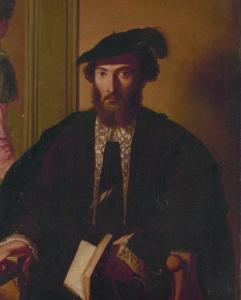 Америго Веспуччи (Amerigo Vespucci)