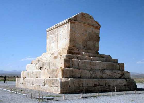 Гробница Кира II Великого
