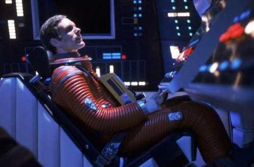 Кадр из фильма 2001 год космическая одиссея