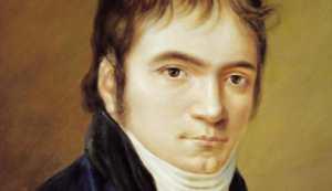 Людвиг ван Бетховен в молодости
