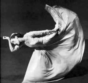 Танцовщица Айседора Дункан