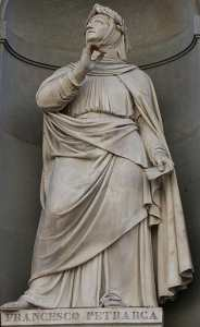Памятник Франческо Петрарке