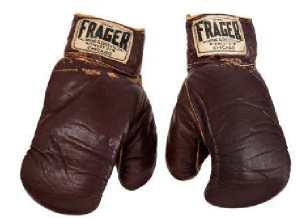 Перчатки Мохаммеда Али
