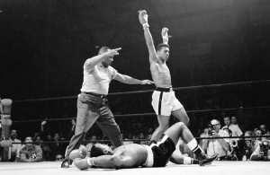 Мохаммед Али против Сонни Листона