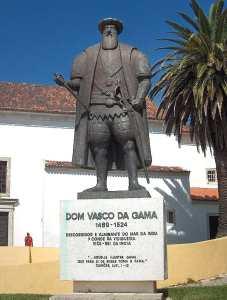 Памятник мореплавателю г.Синеш