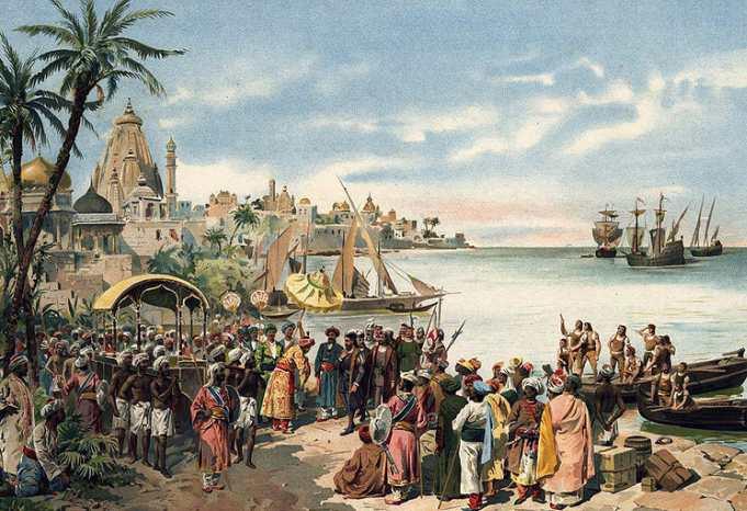 Мореплаватель Васко да Гама