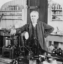 Томас Эдисон и ризограф