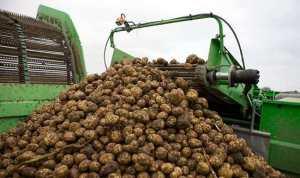 Изобретение картофельной машины