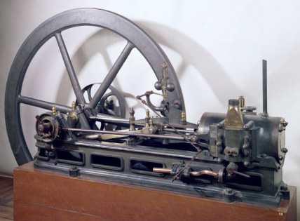 Изобретение первого ДВС