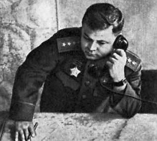 Биография Николая Ватутина