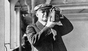 Джордж Истмен биография