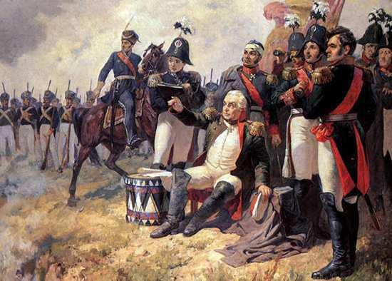 Михаил Кутузов во время войны 1812 года