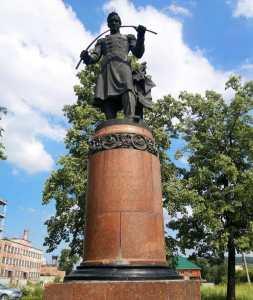 Памятник П.П. Аносову