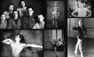 Рудольф Нуриев юношеские годы